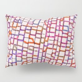 Snakes and Ladders and Bricks Pillow Sham