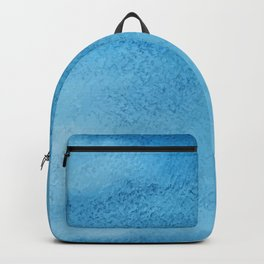 Watercolor Texture Pattern Backpack