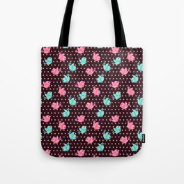 Freely Birds Flying - Fly Away Version 1 - Wine Color Tote Bag