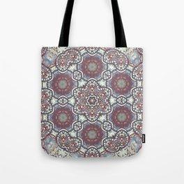Mandala Planet Tote Bag