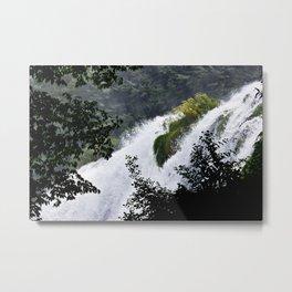 water power Metal Print