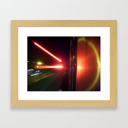 Infinity Hour 1 Framed Art Print