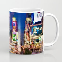 You Will Never Forget: Times Square, New York City Coffee Mug