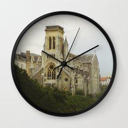 Vintage church Wall Clock
