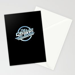 The Strokes Stationery Cards