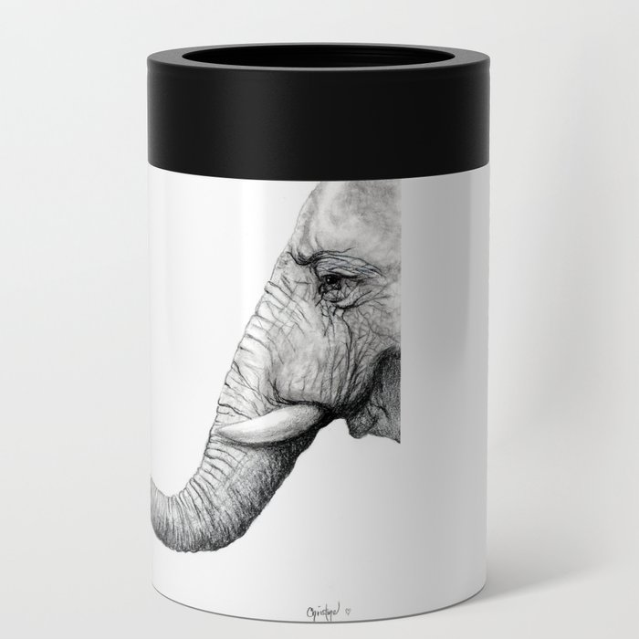 """""""Up Close You Are More Wrinkly Than I Remembered"""" Can Cooler"""
