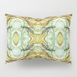 Gold Flash Labradorite Pillow Sham
