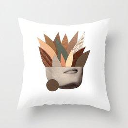 Secretos Throw Pillow