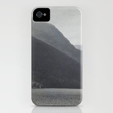 In the Shadows of Mountains iPhone (4, 4s) Slim Case