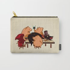 Dinner With Friends Carry-All Pouch