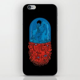 Cyberpunk Experiment iPhone Skin