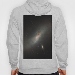 Leda NGC 4424 The Beautiful Universe Hoody