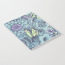Beauty (eye of the beholder) - aqua version Notebook