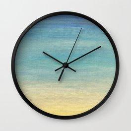 Desert Sunset collection 2 Wall Clock
