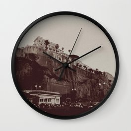 Marina Grande, Sorrento Wall Clock