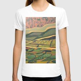 Growing Food T-shirt