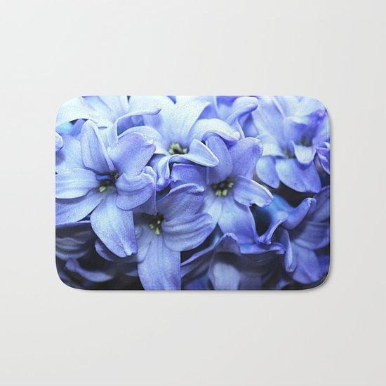 Fragrant Hyacinth Bath Mat