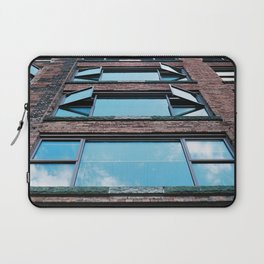 Brick Reflections Laptop Sleeve