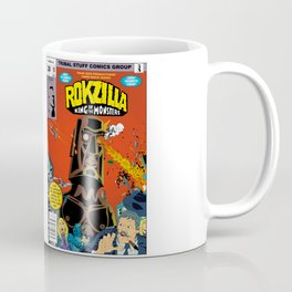 Rokzilla-King of Monster Coffee Mug