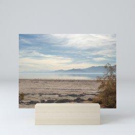 The Salton Sea Mini Art Print