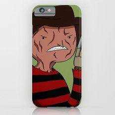 Adventure Time with Freddy Krueger iPhone 6s Slim Case