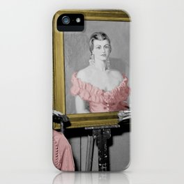 The Artist 2 iPhone Case