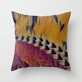 BEAUTIFUL ABSTRACT Throw Pillow