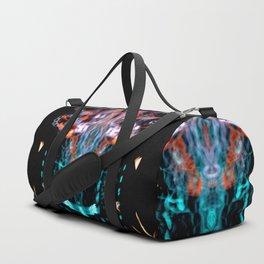 Wormhole #4 Duffle Bag