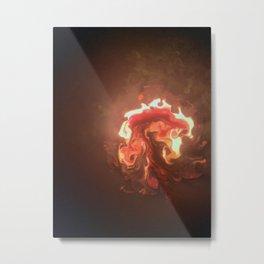 Flamboyant Metal Print