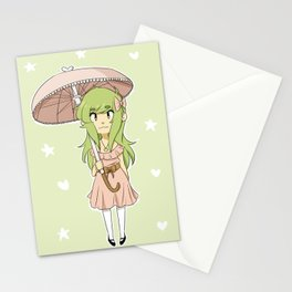 nice day to be out Stationery Cards