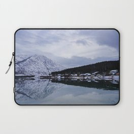 Reflective Contrast Laptop Sleeve
