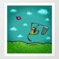 Butterfly01 Art Print
