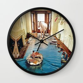 Is There A Prize at the End of All This Wall Clock