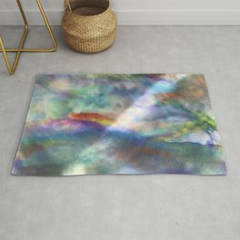 Water and Light Rug
