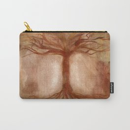 Roots and Limbs Carry-All Pouch