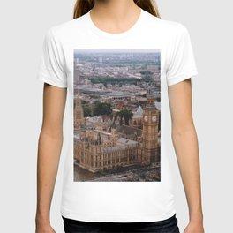 Big Ben & City Views // London T-shirt
