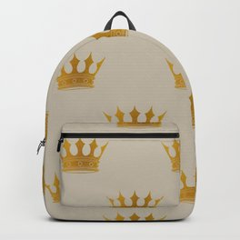 George Grey with Gold Crowns Backpack