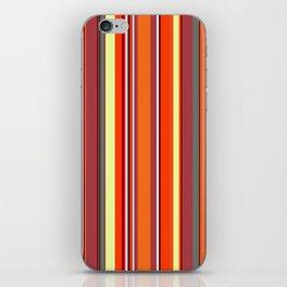 Stripes-023 iPhone Skin