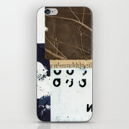 Divided Stories iPhone Skin