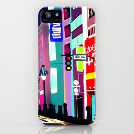 渋谷 iPhone Case