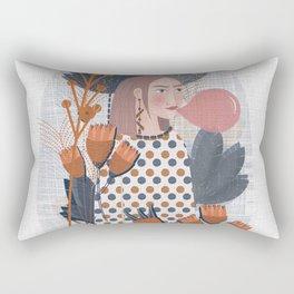 No! Rectangular Pillow