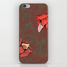 Tulip Nose iPhone & iPod Skin
