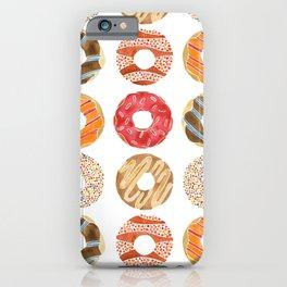 Half Dozen Donuts iPhone Case