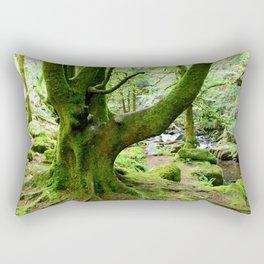 Torc Tree Rectangular Pillow