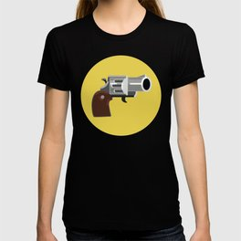 Shoot & Drink logo T-shirt