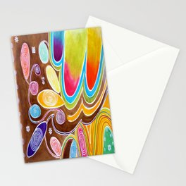 Fingerpaints Stationery Cards