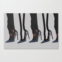 Solange 3 Canvas Print