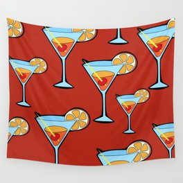 Happy Hour Wall Tapestry