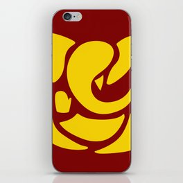 Shripati - The Lord of Fortune iPhone Skin