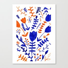 A touch of dutch Canvas Print